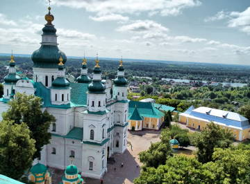 Monastery of St. Elijah and the Holy Trinity in Chernihiv