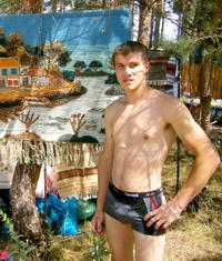 Meet Ukrainian gay boy in Chernihiv city, gay capital of Ukraine